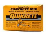 Quikrete 40 lbs. 4000 psi Concrete Mix Q110140