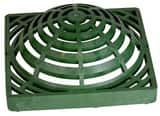 NDS 12 x 12 in. Atrium Grate Green N1280
