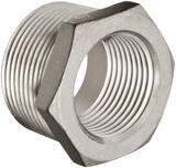 1-1/4 x 1/2 in. Threaded 150# 304 Stainless Steel Global Bushing IS4BSTBSP114HD