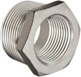 1-1/2 x 1/4 in. Threaded 150# 304 Stainless Steel Global Bushing IS4BSTBSP114JB