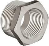 1-1/2 x 1/2 in. Threaded 150# 304 Stainless Steel Global Bushing IS4BSTBSP114JD