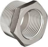 1/2 x 1/8 in. Threaded 150# 316 Stainless Steel Bushing IS6BSTBSP114DA