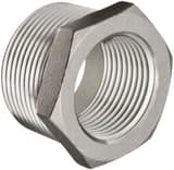 1/2 x 3/8 in. Threaded 150# 316 Stainless Steel Bushing IS6BSTBSP114DC