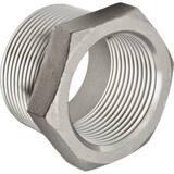 3/8 x 1/8 in. Threaded 150# 304 Stainless Steel Global Bushing IS4BSTBSP114CA