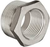 1-1/4 x 1/2 in. Threaded 150# 316 Stainless Steel Bushing IS6BSTBSP114HD