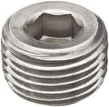 Threaded 150# 316 Stainless Steel HEX Countersunk Plug IS6CTCSP
