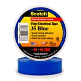 3M Scotch® 3/4 in. x 66 ft. Electric Insulation Tape in Blue 3M05400710836 at Pollardwater