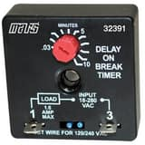 Motors & Armatures Adjustable Delay On Make MAR32391