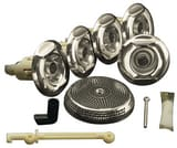 Kohler Flexjet® 5-Jet Trim Kit K9695