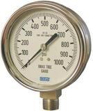 Wika Instrument Bourdon 4 in. Dry Pressure Gauge W9745 at Pollardwater