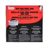Oatey MaxWax® Wax Bowl Ring with Horn O31188