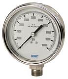 Wika Instrument Bourdon 2-1/2 in. Dry Pressure Gauge W97448 at Pollardwater