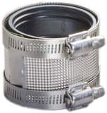 1-1/2 in. No-Hub Stainless Steel Coupling DNHCJ