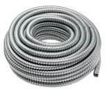 Kaf-Tech 3/8 in. Steel Flex Conduit Pipe GCONC