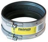 Fernco Proflex® Cast Iron x Plastic or Steel Flexible Coupling F3000