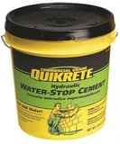 Quikrete 20 lbs. Pail Hydraulic Dynamite Water Stop Cement Q112620