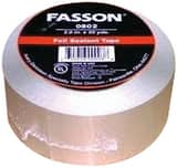 Avery Dennison Tape Fasson® 2-1/2 in. x 50 yd. Silver Aluminum Duct Tape F080221250