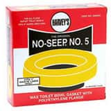 William H. Harvey NO-SEEP® No. 5 4 in Wax Ring H011005