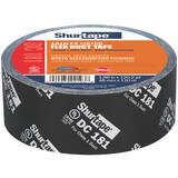 Shurtape DC 181 2 in. x 120 yd. Black Film Duct Tape SDC181K120BK