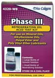 Nu-Calgon Phase III® Refrigeration Oil Acid Test Kit for HVAC/R Systems N4320W8