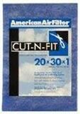 American Air Filter Cut-N-Fit 20 x 30 x 1 in. Hog Hair Roll A383716601
