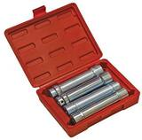 JCM Industries 1/2 in. Extra Deep Socket Set JCM910