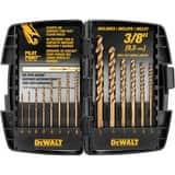 Dewalt Pilot Point® 14 Piece Cobalt Bit Set DDW1263 at Pollardwater