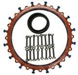 Sigma One-Lok™ 4 in. PVC Wedge Restraint Gland Pack SSLCEP4