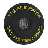 Cherne Clean-Out Gripper® 3 in. Cleanout Gripper Plug C270178 at Pollardwater