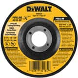 Dewalt 4-1/2 X 1/8 X 7/8 Cut/Grind Wheel DDW8434