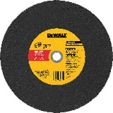 Dewalt 14 in. 20 mm. Metal Portable Cut-Off Wheel DDW8021