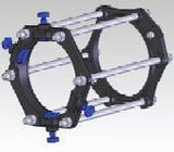 Sigma One-Lok™ 12 in. Ductile Iron Bell Restraint with Wedge Gland Ring SSLDEH12