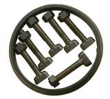PROSELECT® IMJBGP Series Mechanical Joint C153 Ductile Iron and SBR Bolt Gasket Pack (Less Gland) IMJBGPM at Pollardwater