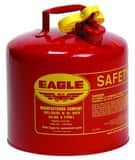 Eagle Type I Type I Metal Safety Gas Can EUI0S at Pollardwater