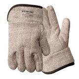 Wells-Lamont XL Size Heat Resistant Glove in Brown W644HR