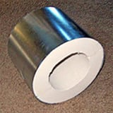 Thermal Pipe Shield 1 in. IPS x 1-3/8 in. CTS x 1-1/2 in. Heavy Wall Hanger Insert THHIG138J