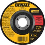 Dewalt 4 in. Cutting/Grinding Wheel DDW8424
