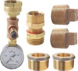 Viega North America 1-1/4 x 1 in. System Pressure Kit V21210