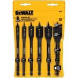 DEWALT 6 x 1/4 in. Heavy Duty Spade Bit DDW1587