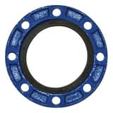Powerseal Pipeline Products Model 3531 4-1/2 x 4 in. Insta-Flange Adapter P35310400000S at Pollardwater