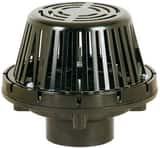 4 in. No-Hub Roof Drain Strainer S868I4