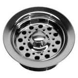 Opella 4-7/10 in. Waste Assembly Stainless Steel Strainer O90066046