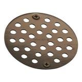 Moen Kingsley™ 4 in. Shower Strainer in Oil Rubbed Bronze M102763ORB