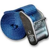 Tiegrrr Straps 3 ft. TieGrrr Strap in Blue TTS3