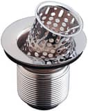 Blanco America Bar Sink Basket Strainer with Lift-Out Basket in Polished Chrome B440033
