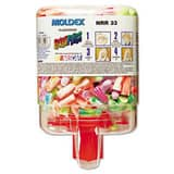 Moldex-Metric Foam and Plastic Disposable Ear Plugs in Multi-color M6644 at Pollardwater
