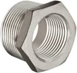 2-1/2 x 2 in. 3000# Threaded 304L Stainless Steel Bushing IS43TBLK