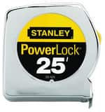 Stanley PowerLock® 1 in. x 25 ft. Tape Rule S33425