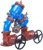 Zurn Wilkins 475 Epoxy Coated Ductile Iron Flanged 175 psi Backflow Preventer W475OSY