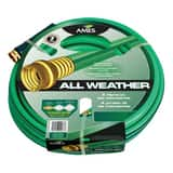 True Temper Crushproof All Weather Medium Duty Hose In Green A40000A at Pollardwater